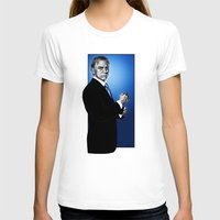 james bond T-shirts featuring James Bond by odysseyart