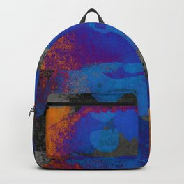 Neon Grunge 1 Backpack