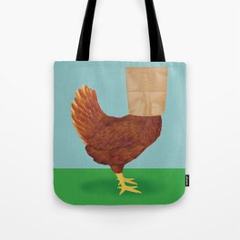 Don't Eat Anything With A Face Tote Bag