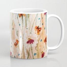 Tiger Lilies, Coneflowers, & Those Blue Things Coffee Mug