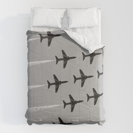Red Arrows Comforters