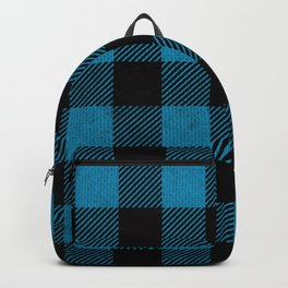 Sweater Weather Is My Favorite Weather Custom Plaid Backpack