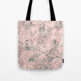 Blush Odyssey Tote Bag