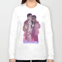 enerjax Long Sleeve T-shirts featuring JediStormPilot by enerjax