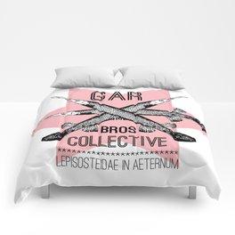 Gar Bros Collective: Gar Axis Design Comforters