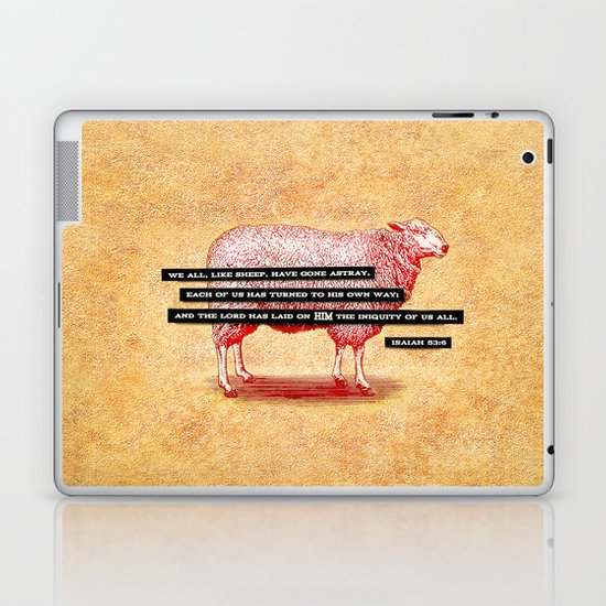 Like Sheep Laptop & iPad Skin