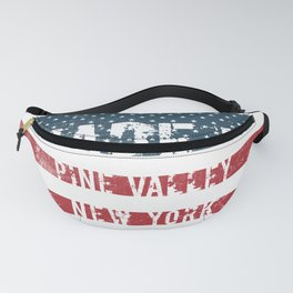 Made in Pine Valley, New York Fanny Pack
