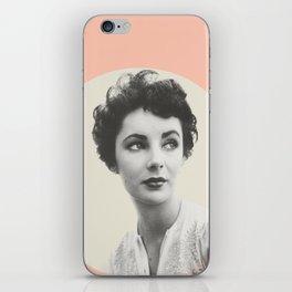 My Elizabeth Taylor iPhone Skin