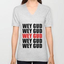 Wey Gud Habesha print Eritrea Ethiopia Gift Idea product Unisex V-Neck