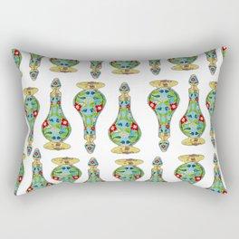 The Genie Bottle Rectangular Pillow