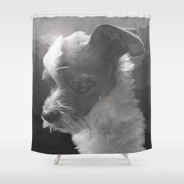 LiAM (billy d. goat) Shower Curtain
