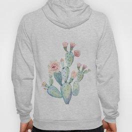 Cactus 2  White #society6 #buyart Hoody