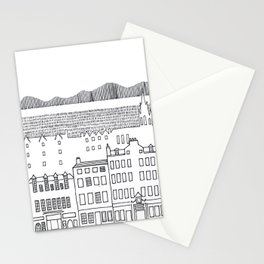 Athens of the North Stationery Cards