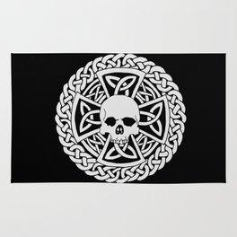 Skull Cross Rug