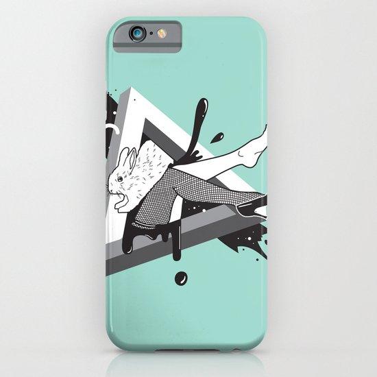 Lady Bunny iPhone & iPod Case