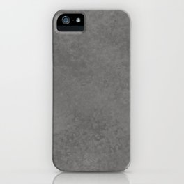 Pantone Pewter, Liquid Hues, Abstract Fluid Art Design iPhone Case