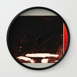 Tripychon 01 Wall Clock