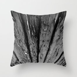 FLAKE Throw Pillow