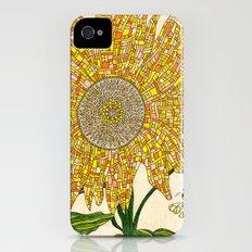 Georgia Sunflower Slim Case iPhone (4, 4s)