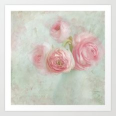 lovely spring N°3 Art Print