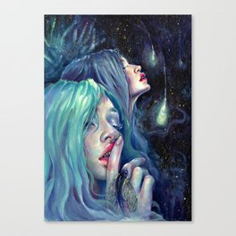 LURE Canvas Print