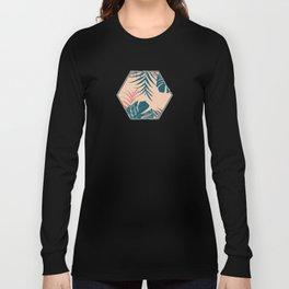 Miami Tiles #society6 #decor #buyart Long Sleeve T-shirt