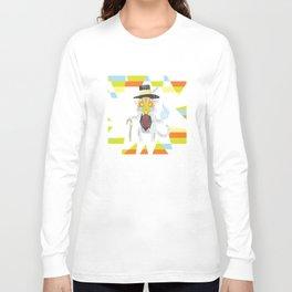 Baron Catmedi Long Sleeve T-shirt