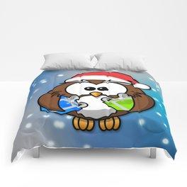 Christmasowl Comforters