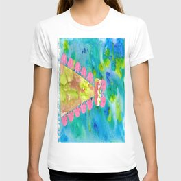 7 Penny the Pink Elephant T-shirt