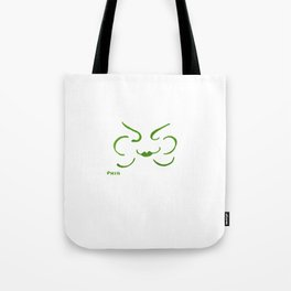 Sweet Woman Tote Bag