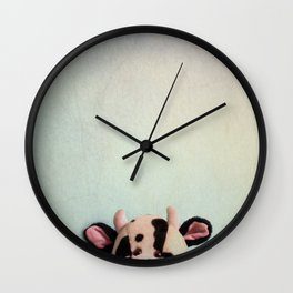 Childhood III Wall Clock
