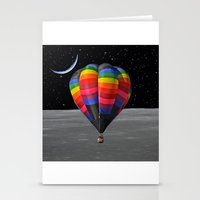 balloon Stationery Cards featuring Balloon by Cs025