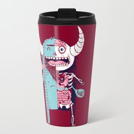 All Monsters are the Same Travel Mug