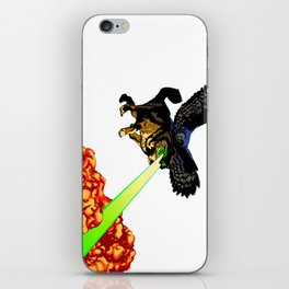OWL WOLF ALLIANCE iPhone Skin