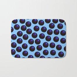 Bubblegum Pop - Blackberry Bath Mat