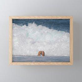 Sexy Lady 29LL Framed Mini Art Print
