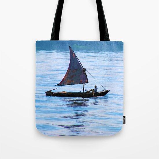 Homeward (bound) Tote Bag