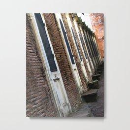 Doors Metal Print