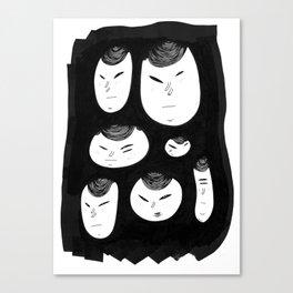 Martians. Canvas Print