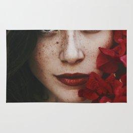 Freckle art Rug