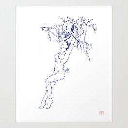 Branching Out Art Print