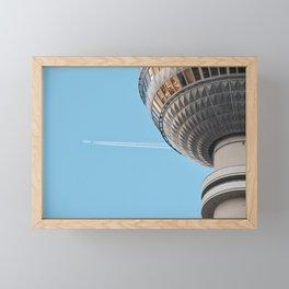 Long Distance Framed Mini Art Print