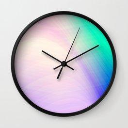 Beam of Light Wall Clock