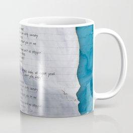 SLOW HANDS Coffee Mug