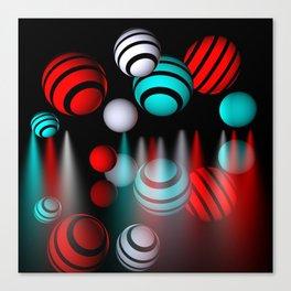 lightballs -3- Canvas Print