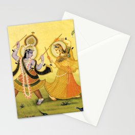 Krishna - Hindu Stationery Cards