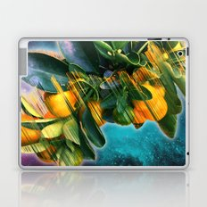 Small fruit tree in outer space Laptop & iPad Skin