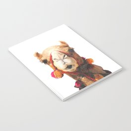 Camel Portrait Notebook