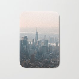 One World Trade Center Bath Mat