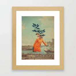 Love and Dignity Framed Art Print